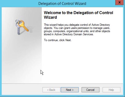 2.1. Active Directory Öngereksinimlerinin Karşılanması