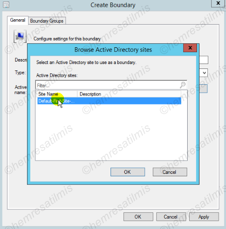 3.1-03 Active Directory Site Boundary