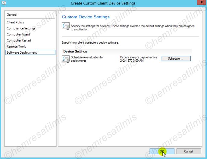 3.4.1.-08 Custom Client Device Settings Oluşturmak