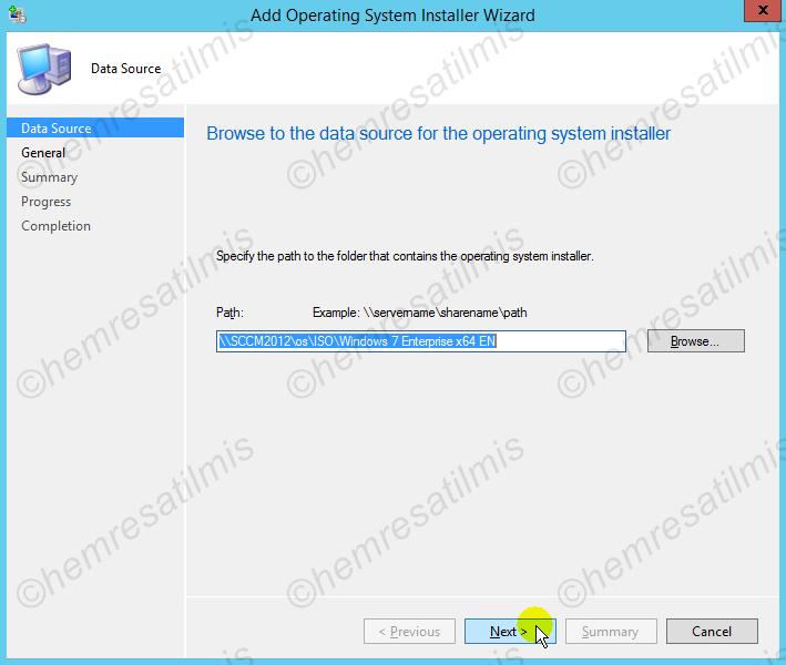 6.3. -03 İşletim Sistemi Paketinin Hazırlanması