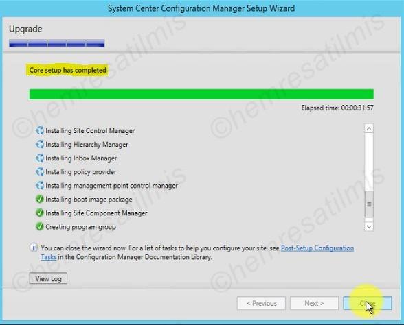 SCCM 2012 R2 to 1802 - 60