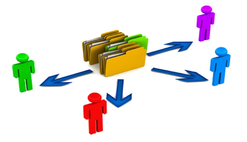 File Server'da PaylaşımOluşturma